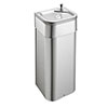 Armitage Shanks Purita Drinking Fountain - Stainless Steel - S5450MY profile small image view 1