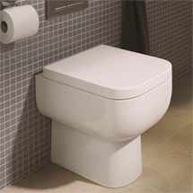 Rak Series 600 Back to Wall BTW Toilet with Soft Close Seat Medium Image