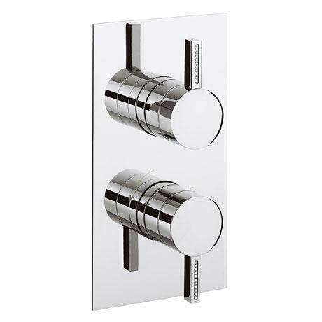 Crosswater Sparkle Thermostatic Shower Valve - SA1000RC