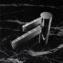 Crosswater - Sparkle Monobloc Basin Mixer - SA110DNC Medium Image