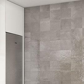 Safina Grey Wall and Floor Tiles - 147 x 147mm