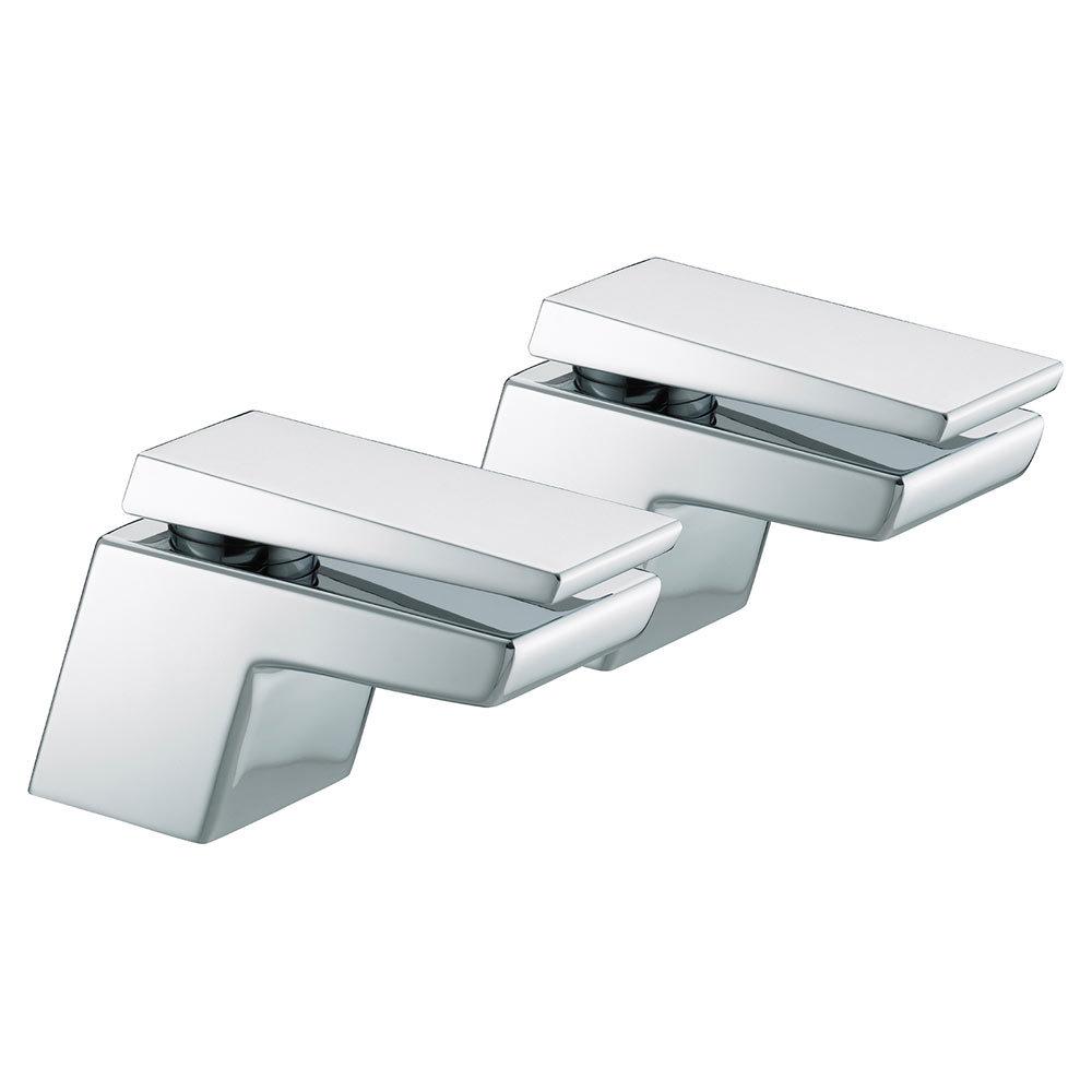 Bristan - Sail Contemporary Bath Taps - Chrome - SAI-3/4-C