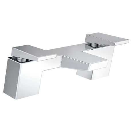 Bristan - Sail Contemporary Bath Filler - Chrome - SAI-BF-C