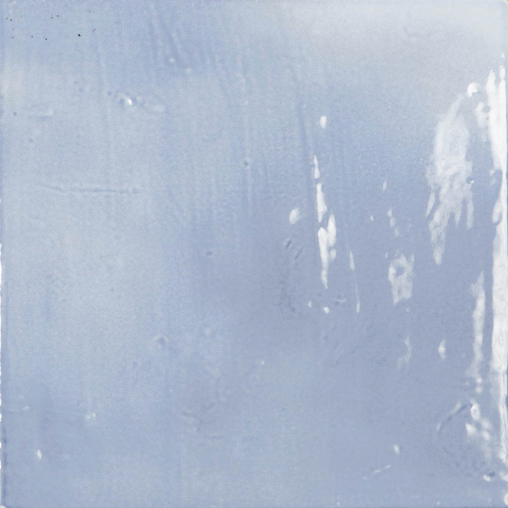 Sail Light Blue Glazed Wall and Floor Tiles - 223 x 223mm Large Image