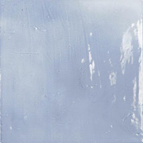 Sail Light Blue Glazed Wall and Floor Tiles - 223 x 223mm
