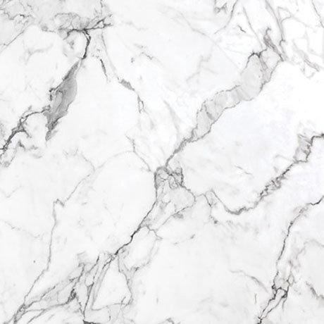 Sample: Multipanel Linda Barker Calacatta Marble
