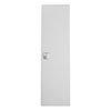 Hudson Reed Sarenna 350mm Wall Hung Tall Unit - Moon White profile small image view 1