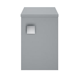 Hudson Reed Sarenna 300mm Wall Hung Side Unit - Dove Grey
