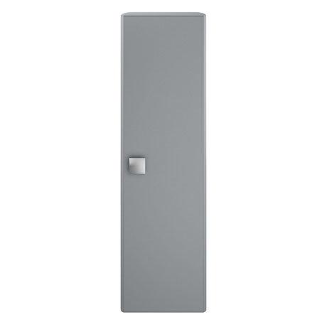 Hudson Reed Sarenna 350mm Wall Hung Tall Unit - Dove Grey