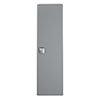 Hudson Reed Sarenna 350mm Wall Hung Tall Unit - Dove Grey profile small image view 1
