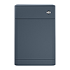 Hudson Reed Sarenna 550mm WC Unit - Mineral Blue profile small image view 1