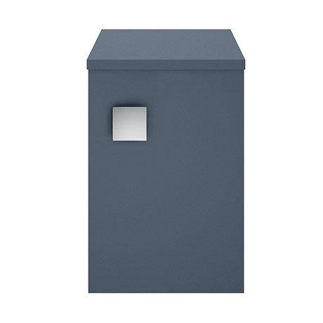 Hudson Reed Sarenna 300mm Wall Hung Side Unit - Mineral Blue