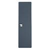 Hudson Reed Sarenna 350mm Wall Hung Tall Unit - Mineral Blue profile small image view 1