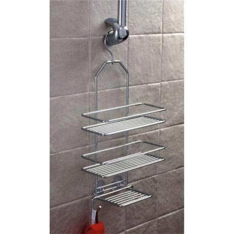 Satina - Hanging Shower Shelf Unit - 58390
