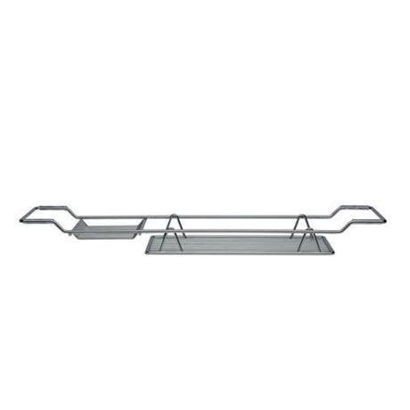 Satina - Wire Bath Rack and Soap Storage - 46820