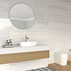 Savano Polished Marble Effect Tiles - 300 x 600mm Small Image