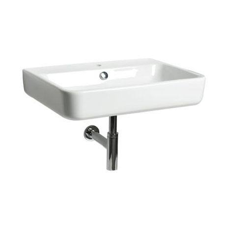 Tavistock Agenda 600mm Ceramic Basin & Bottle Trap