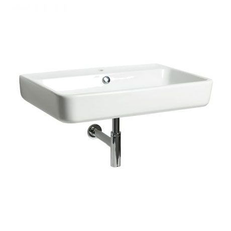 Tavistock Agenda 700mm Ceramic Basin & Bottle Trap