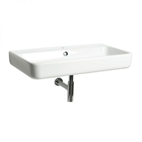 Tavistock Agenda 800mm Ceramic Basin & Bottle Trap