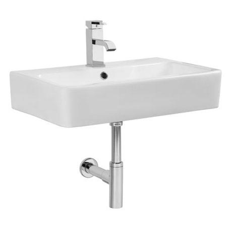 Tavistock Q60 575mm Ceramic Basin & Bottle Trap