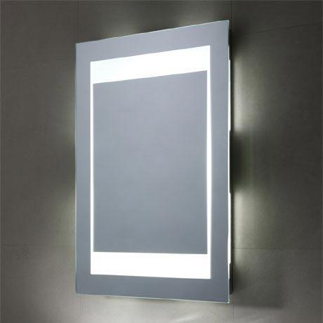 Tavistock Transform Fluorescent Illuminated Mirror