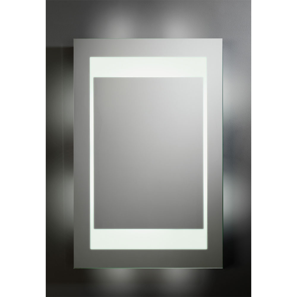 Tavistock Mood Fluorescent Illuminated Mirror profile large image view 3