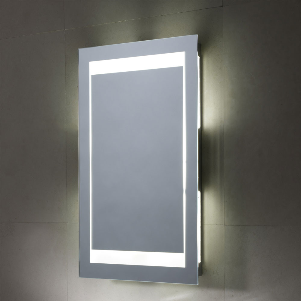 Tavistock Mood Fluorescent Illuminated Mirror Large Image