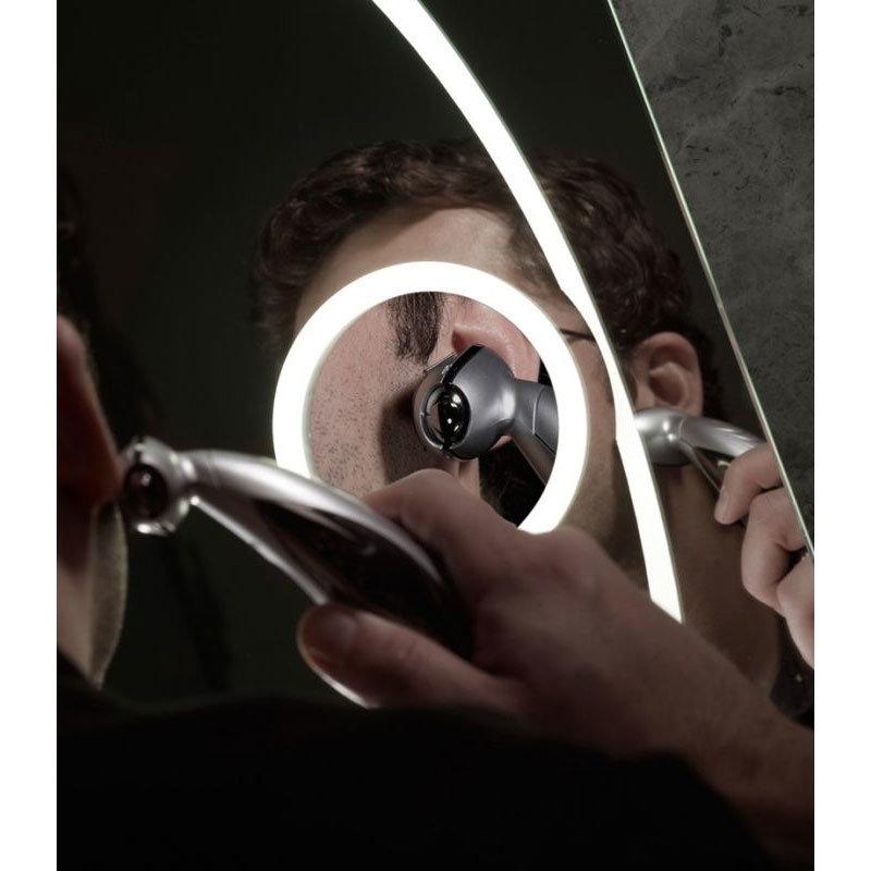 Tavistock Vapour Fluorescent Illuminated Mirror Standard Large Image