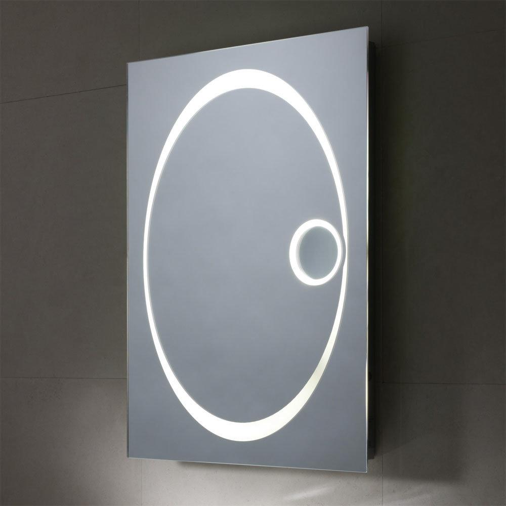 Tavistock Vapour Fluorescent Illuminated Mirror Large Image