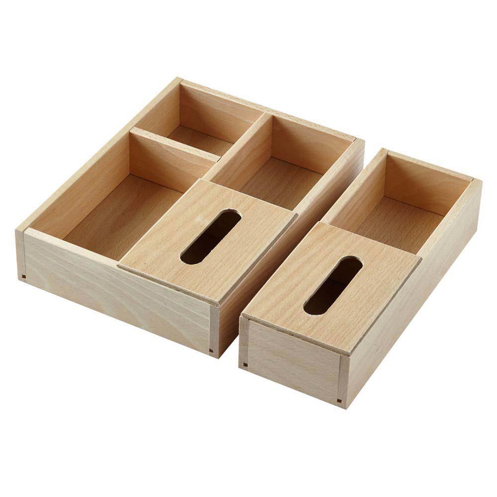 Roper Rhodes Scheme Storage Boxes (Set of 2) Large Image