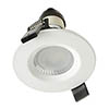 Hudson Reed White Shower Light Fitting - SE30014W0 profile small image view 1