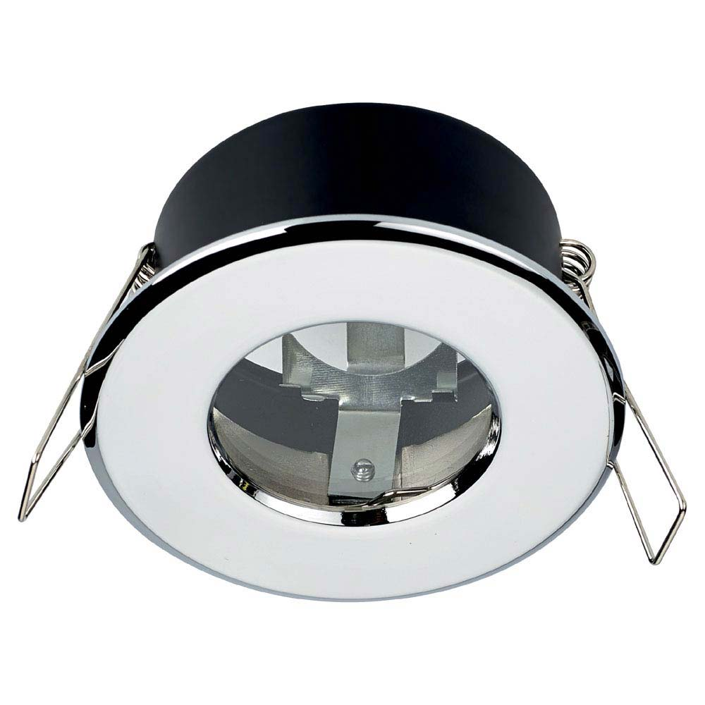 Hudson Reed Chrome Shower Light Fitting - SE30022W0 Large Image