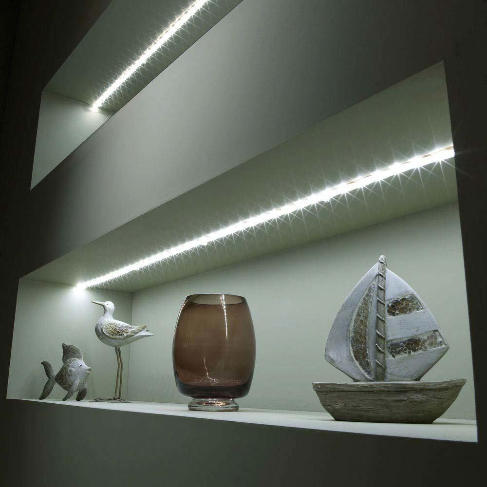 Hudson Reed Lumo IP67 Flexible LED Strip Light profile large image view 3