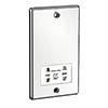 Sensio Dual Voltage Shaver Socket - Chrome - SE3014200 profile small image view 1