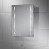 Sensio Ester 390 x 500mm Slimline LED Mirror - SE30456C0 profile small image view 1