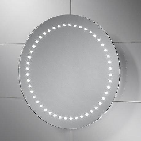 Sensio Orla Round Slimline LED Mirror - SE30516C0