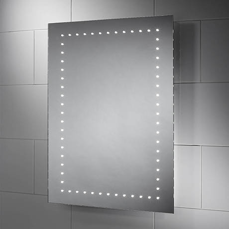 Sensio Bronte 800 x 600mm LED Border Mirror with Demister Pad - SE30576C0.1