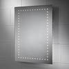 Sensio Bronte 800 x 600mm LED Border Mirror with Demister Pad - SE30576C0.1 profile small image view 1
