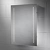 Sensio Kai LED Mirror with Demister Pad & Shaving Socket - SE30696C0.1 profile small image view 1
