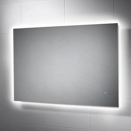 Sensio Eden 600 x 900mm Backlit LED Mirror with Demister Pad - SE30756C0