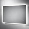Sensio Eden 600 x 900mm Backlit LED Mirror with Demister Pad - SE30756C0 profile small image view 1