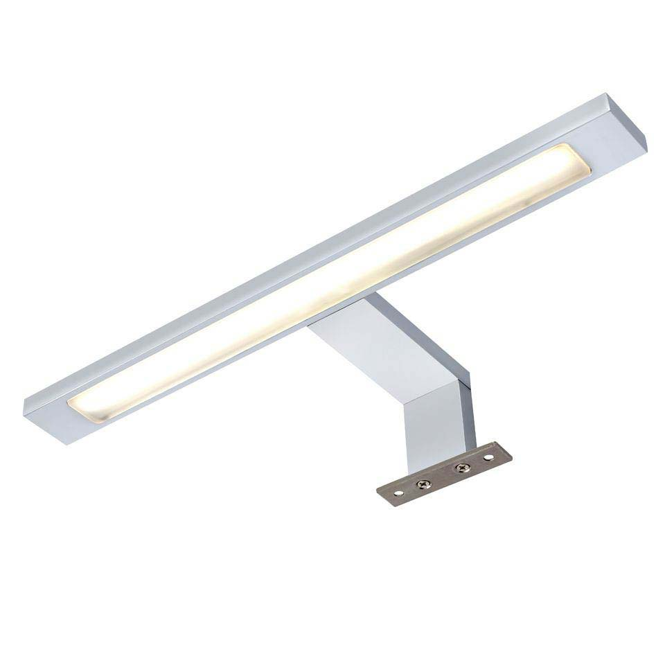 Hudson Reed Neptune Over Cabinet COB T-Bar LED Light profile large image view 2