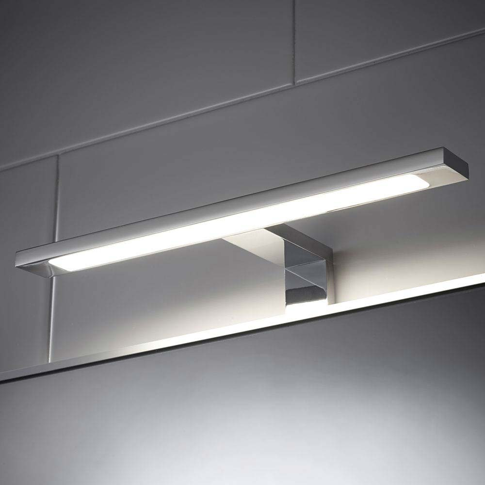 Hudson Reed Neptune Over Cabinet COB T-Bar LED Light Large Image