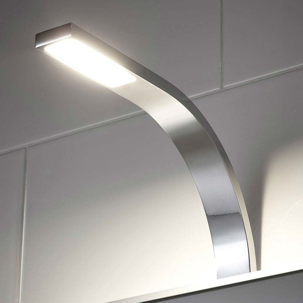Hudson Reed Hydra COB LED Over Mirror Light Large Image