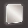 Crosswater Svelte 600 x 600mm Illuminated Mirror - SE6060 profile small image view 1