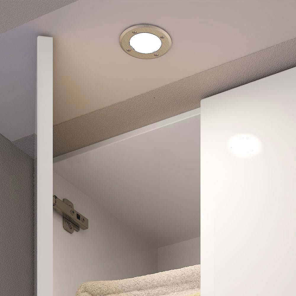 Hudson Reed Orca Recessed LED Cabinet Light