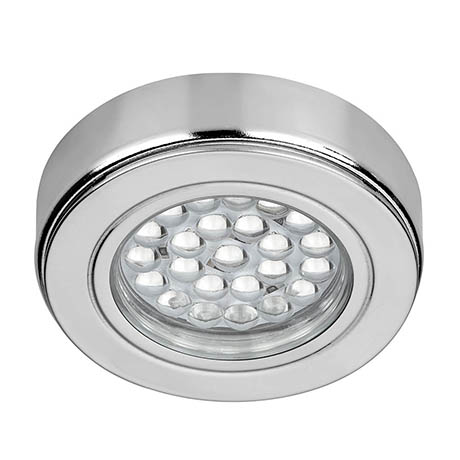 Sensio Orca Surface or Recessed LED Cabinet Light