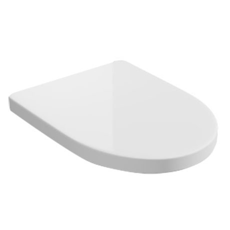 Standard D-Shape Soft Close Quick Release Seat