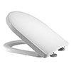 Iconic D-Shaped Soft Close Toilet Seat - SEATSL01 profile small image view 1