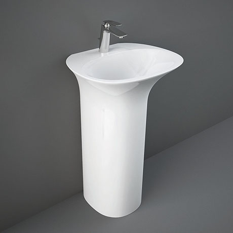 RAK Sensation 55cm 1TH Free Standing Basin